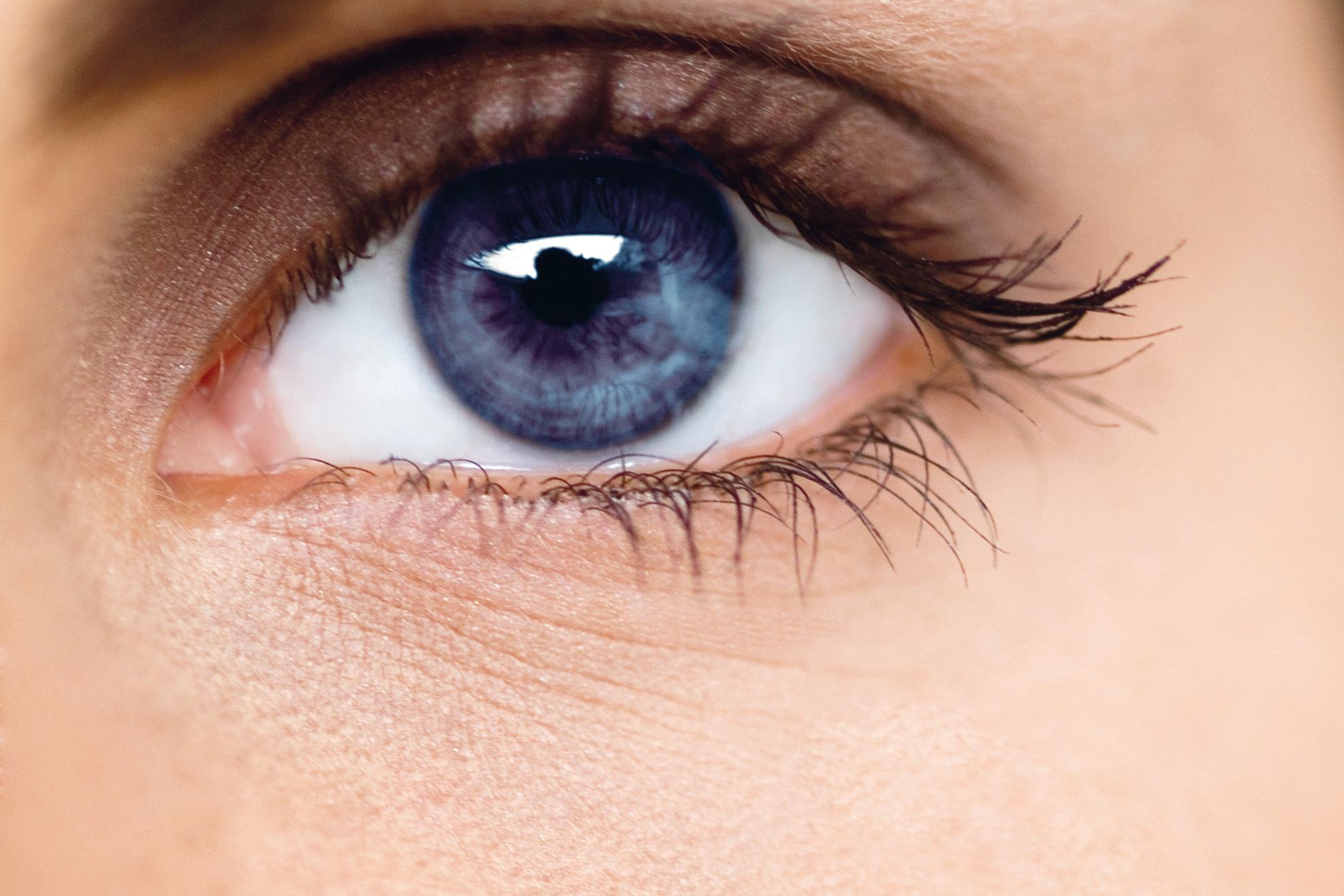 exercițiu de vedere fără ochi