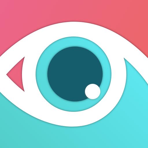 aplicația de recuperare a vederii