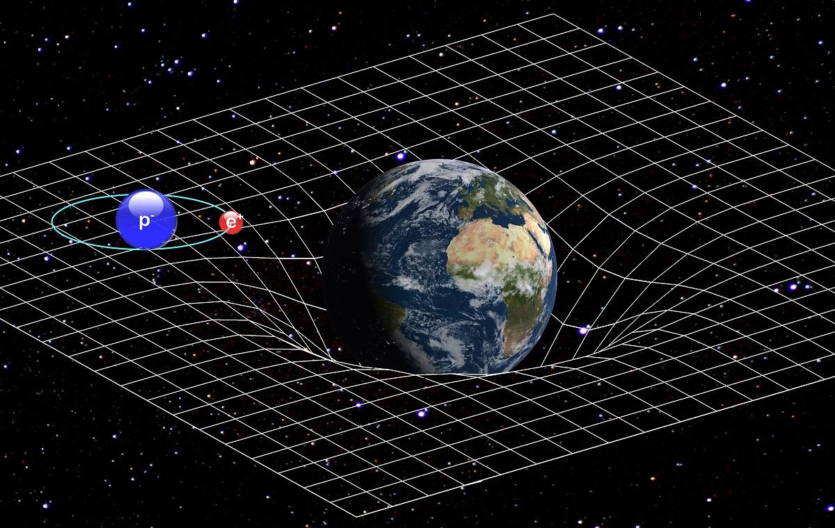 viziune în gravitație zero