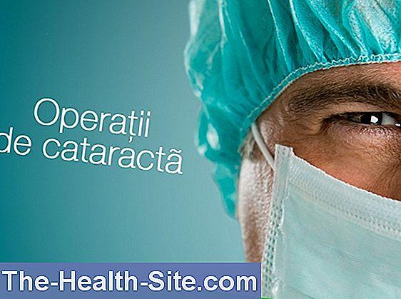 Operatie de cataracta