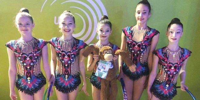 Gimnastica ritmica are calendar provizoriu: toamna se numara medaliile! | Arad | localuri-bucuresti.ro