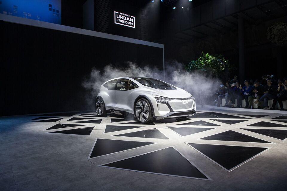 Deschizător de drumuri: Audi Mexic produce fără apă reziduală > Actualități > Știri | Audi România