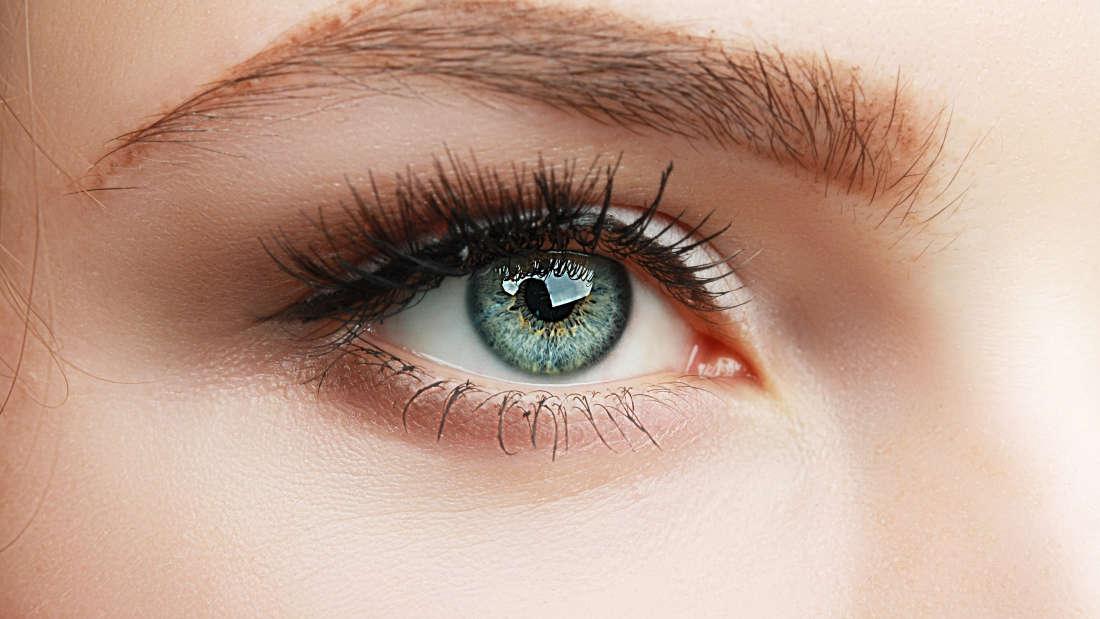 vizibilitate în ochi