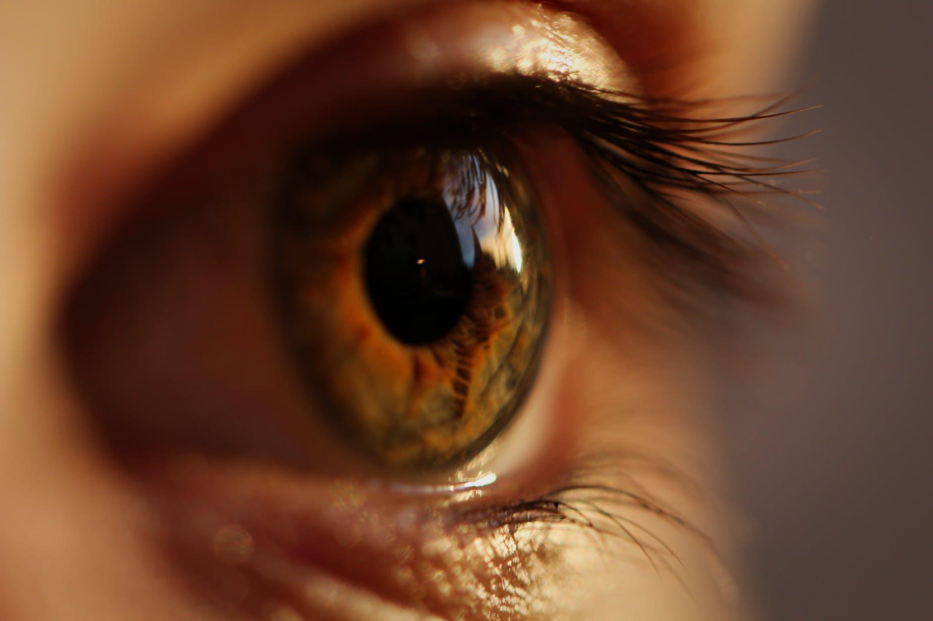 deteriorarea vederii cu cheratită