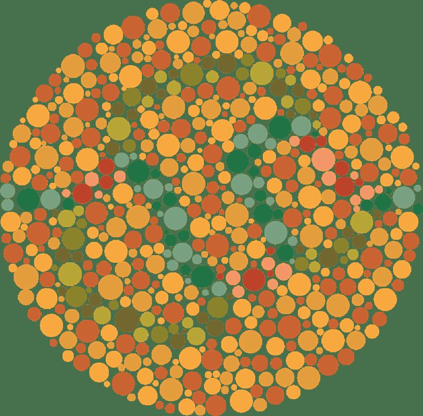 vedere orbire color