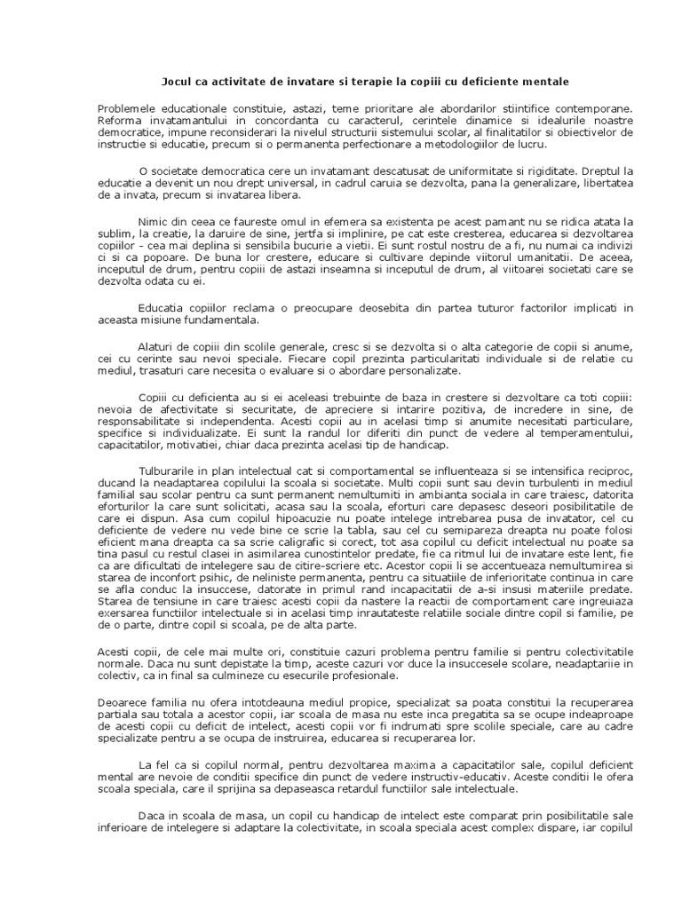 (DOC) Curs deficienta de auz | Vatamanelu Ovidiu - localuri-bucuresti.ro