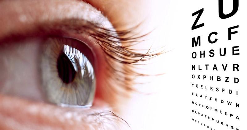 ochii rănesc vederea bună