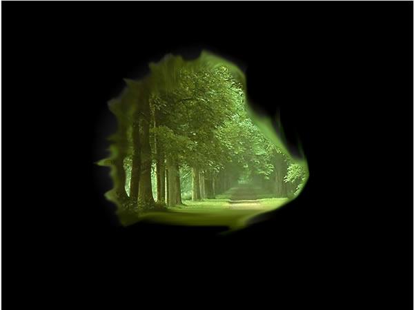 Vederea se deteriorează seara Până seara, vederea se deteriorează