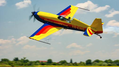 cadre de viziune a zborului