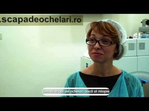 miopie diagnosticată greșit)