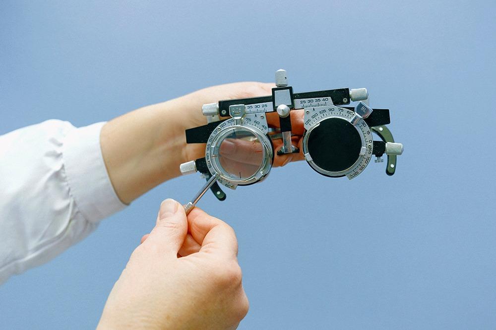 examinarea ochilor în optică plătită)