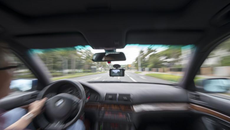comisie șofer vedere