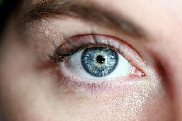 vederea și ochii