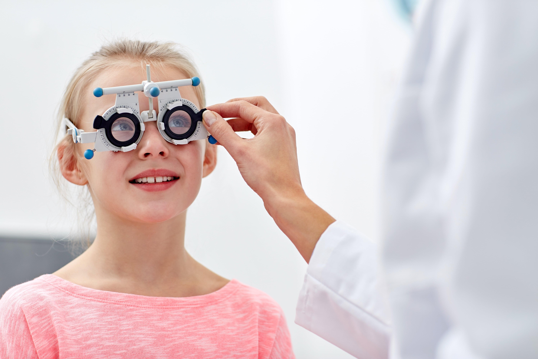 examinarea ochilor de calitate cum să refaci viziunea este real