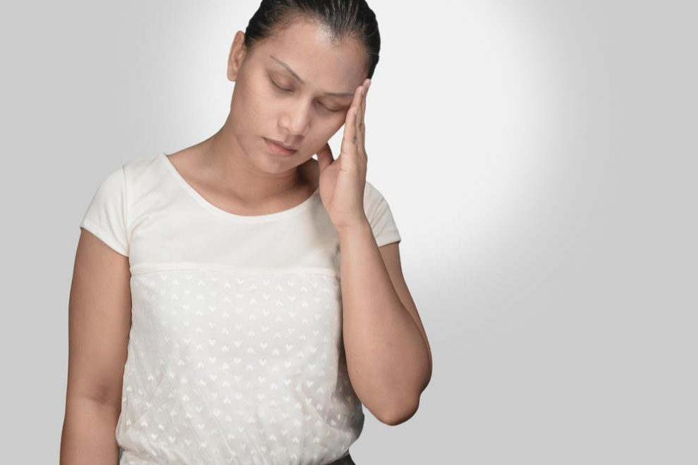 durerea de cap greața a deteriorat vederea