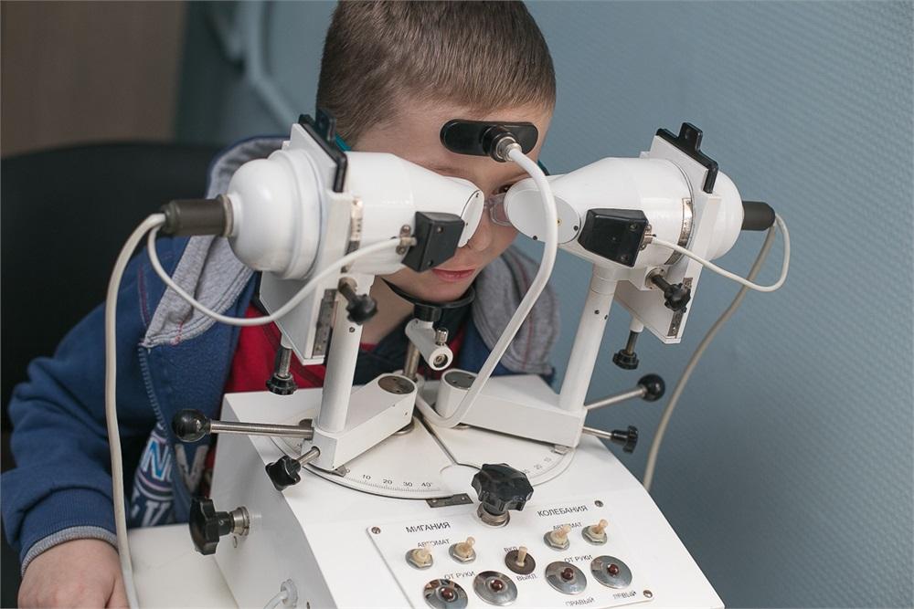 cum să verificați vederea copiilor)