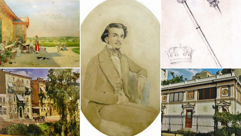 viața și viziunea de artă)