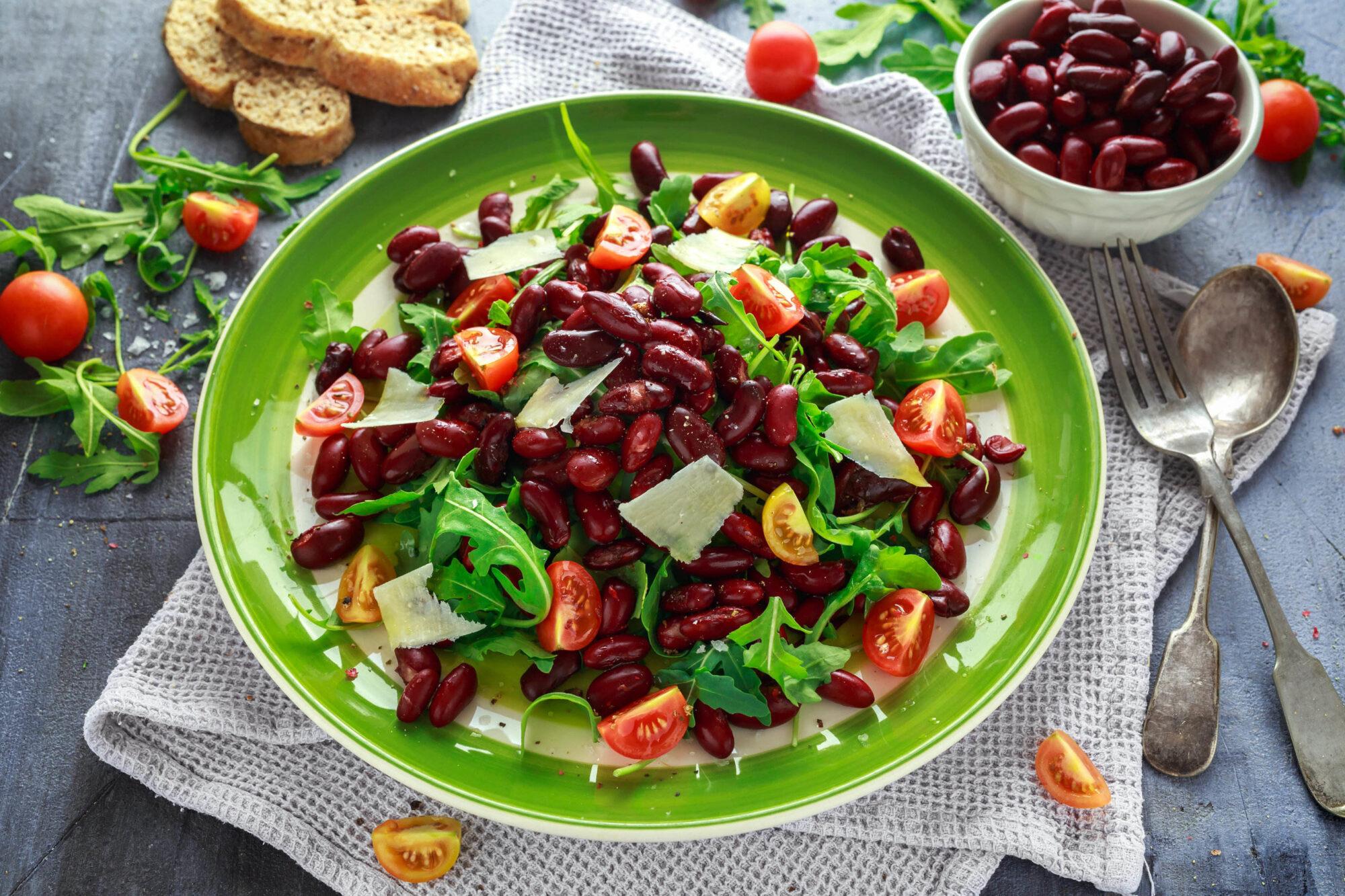 salată pentru o viziune bună