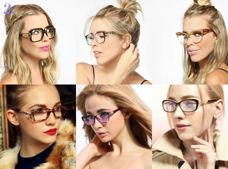 Ochelarii unei persoane îi reflectă personalitatea