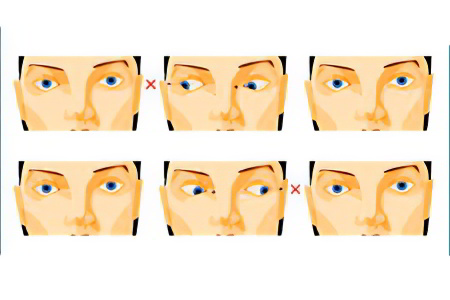 restaurarea vederii este ușoară