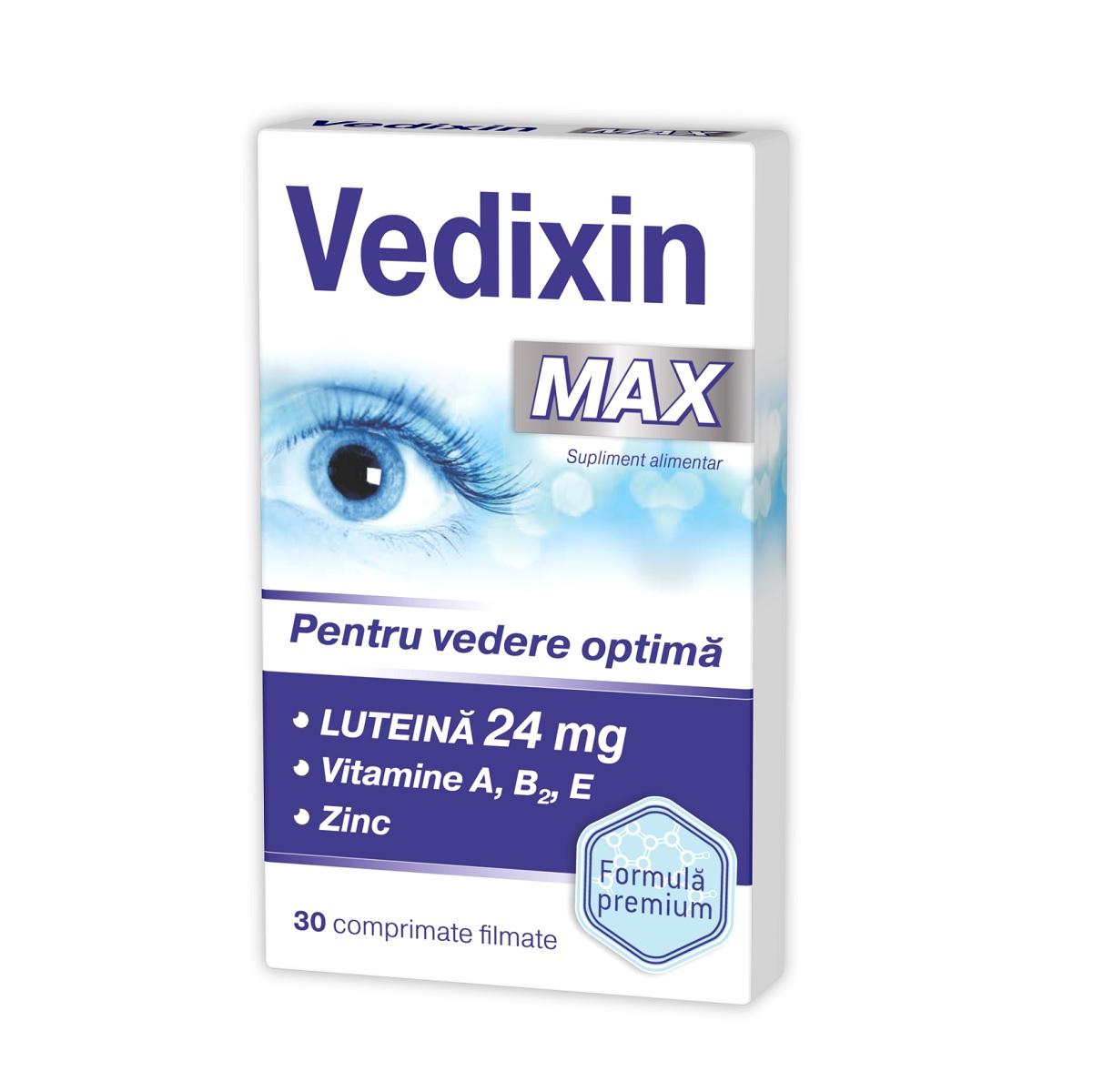 antioxidant pentru vedere