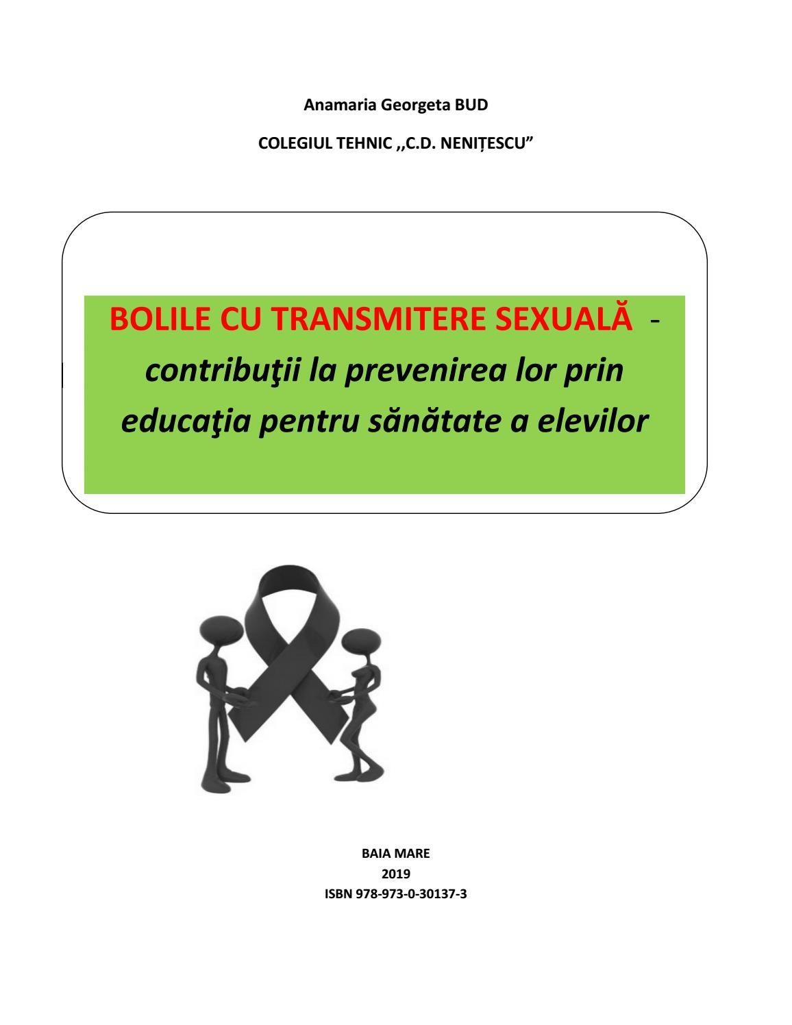 boli cu transmitere sexuală și vedere