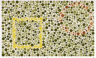 Testul care îți spune dacă suferi de daltonism