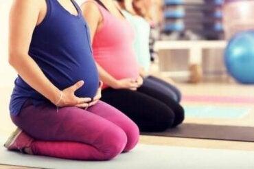 vedere scăzută în timpul nașterii