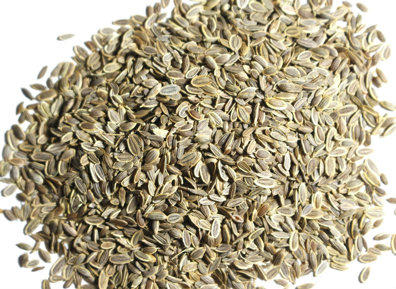 semințe de mărar și vedere)