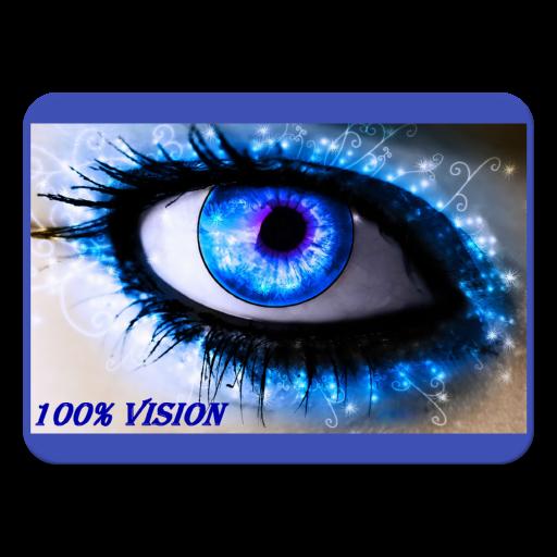 restaurarea cărții viziunii prin metoda bates)
