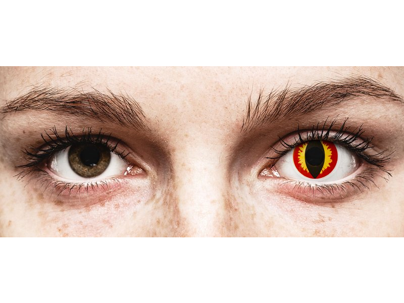 lentile colorate pentru prețul vederii