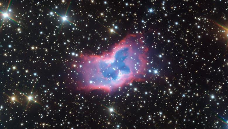 Generalitati despre constelatia Sagittarius: asezare, stele, clustere si nebuloase interesante