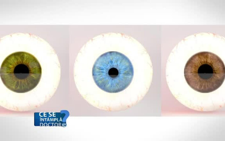 Melanina culoare ochi