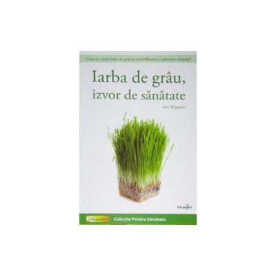 tratamentul viziunii de iarbă de grâu)