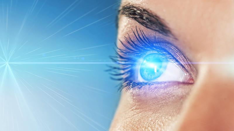 puterea laserului periculoasă pentru vedere