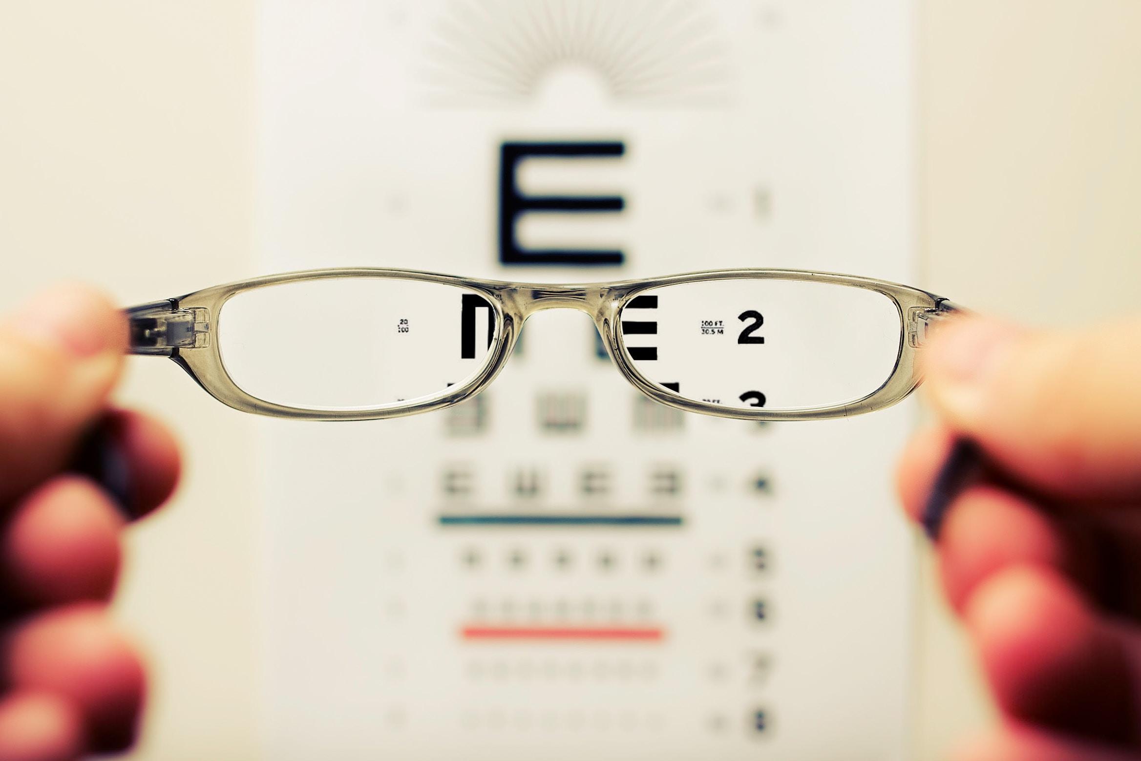 complex computerizat pentru corectarea vederii