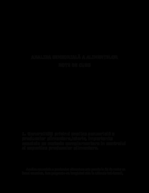 afectarea vederii senzoriale)
