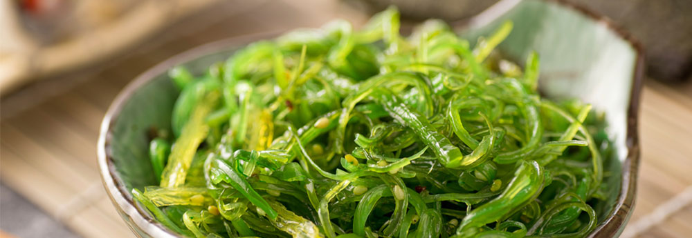 alge marine pentru viziune