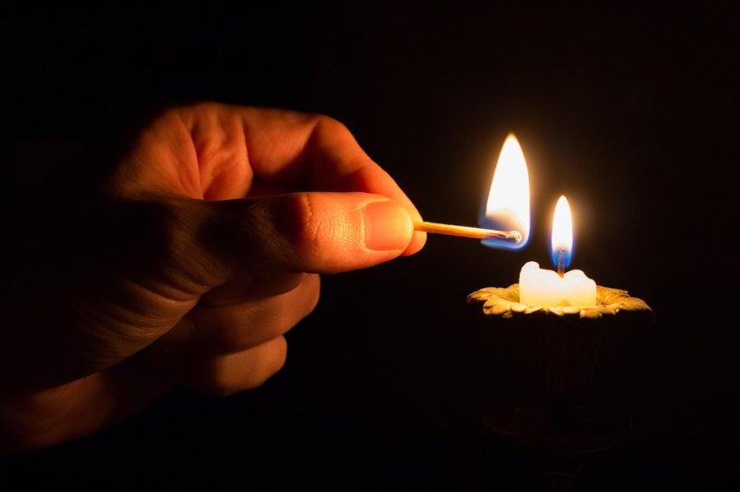 Antrenament pentru vederea lumânărilor