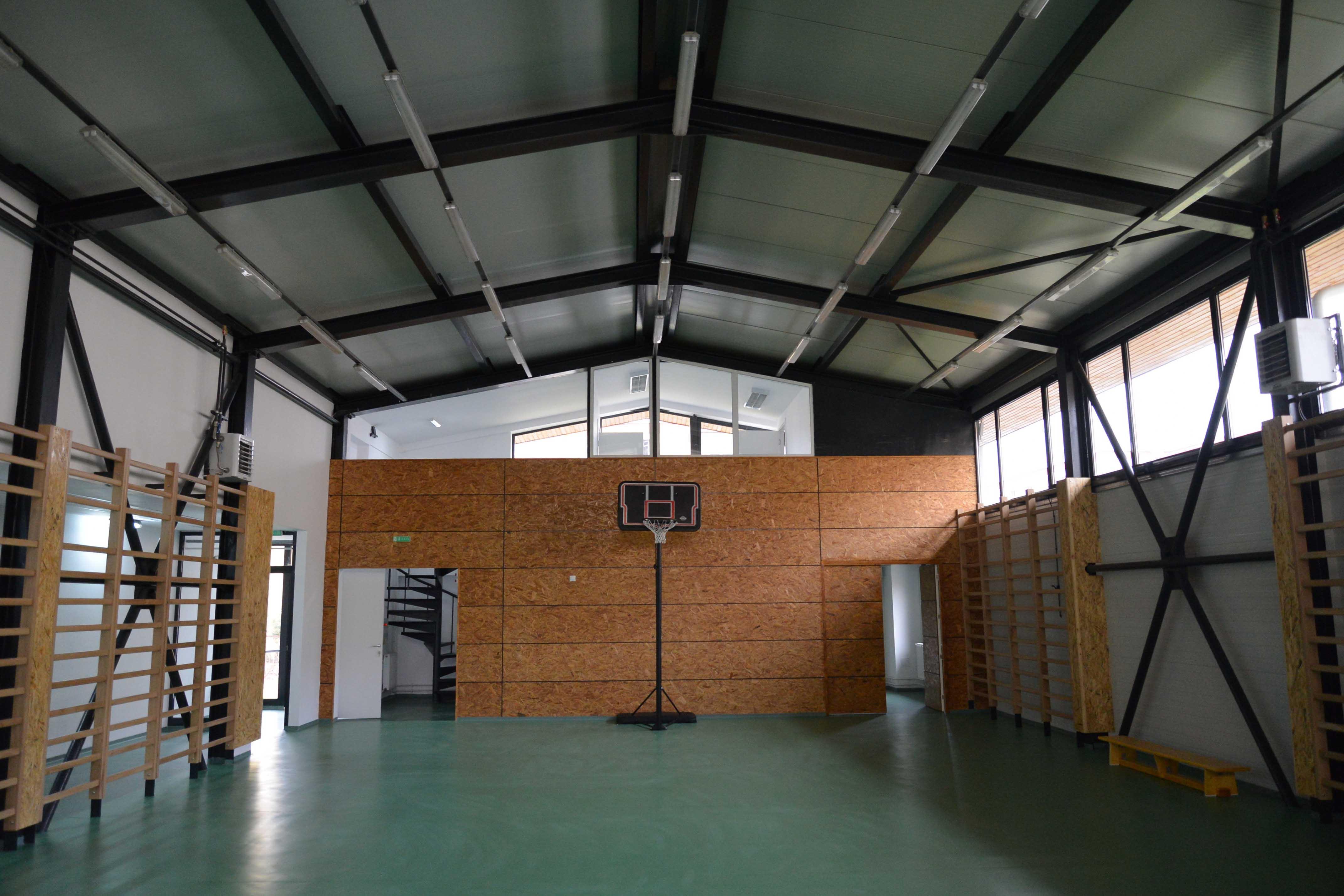 sala de sport și vederea)