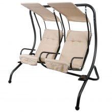 vedere slabă și scaun balansoar)