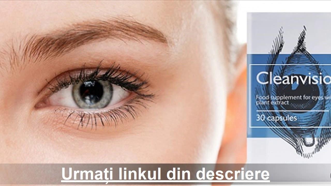 prescripție pentru refacerea vederii