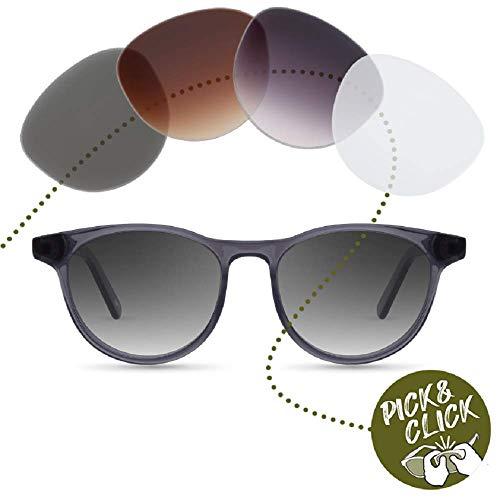 hiperopie și ochelari)