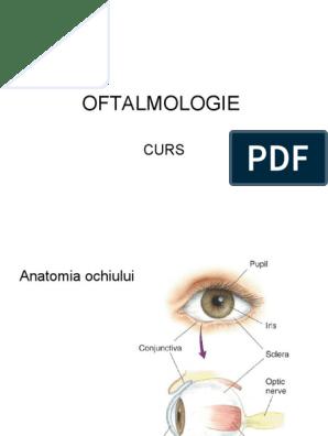 inflamație acută în oftalmologie