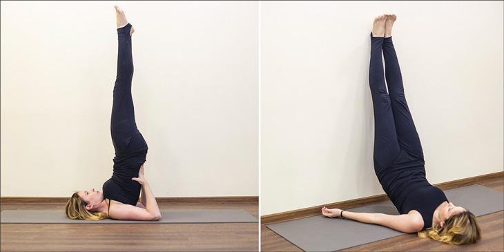 restabilirea viziunii yoga