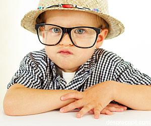prevenirea miopiei la dispozitivul copiilor viziune publicitară