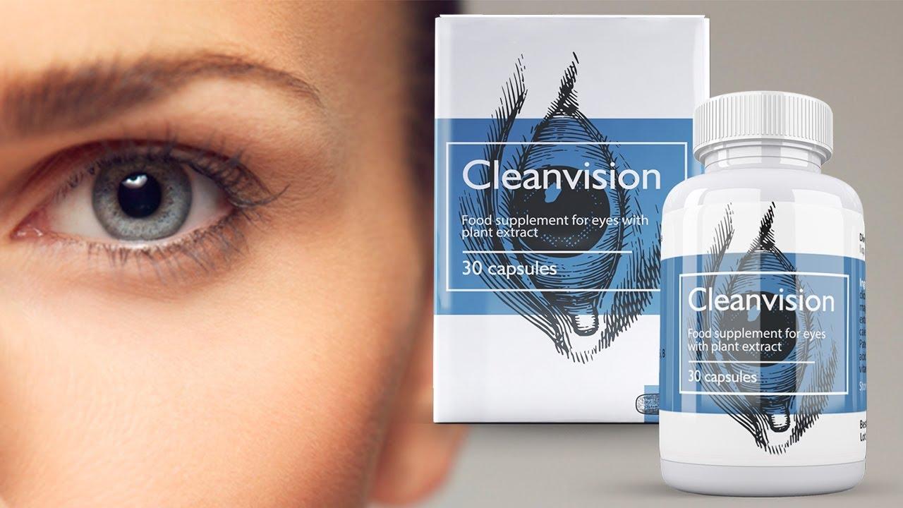 Cleanvision România – capsule pentru îmbunătățirea vederii
