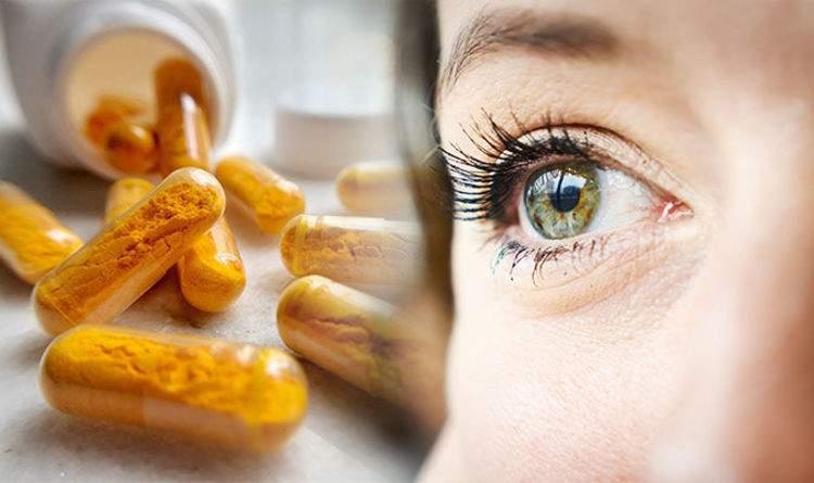 riboflavina și vederea)