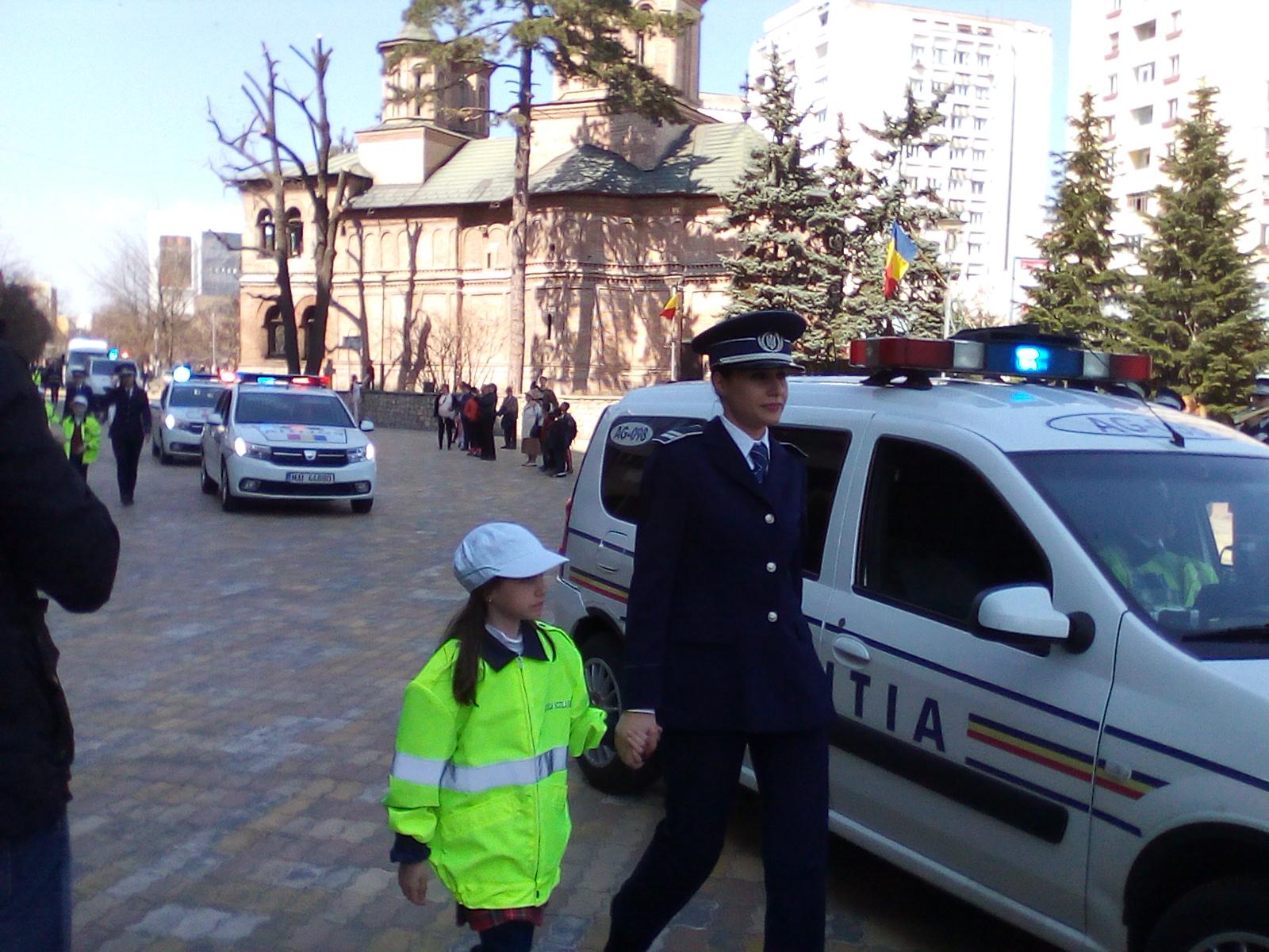 acuitate vizuală pentru poliția rutieră)