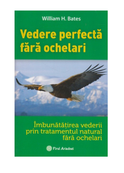 carte pentru îmbunătățirea vederii